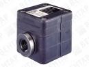 8071. Расходомер без дисплея (сигнал: PNP/NPN, реле, 0,09…8,3 л/мин)