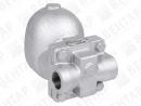 PT62. Конденсатоотводчик поплавковый из стали (DN 15…50, 482…5190 кг/ч)