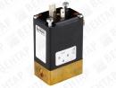 0331. Клапан электромагнитный 2/2-3/2-ходовой с разделительной мембраной (DN 2,0...3,0; PN 0...16)