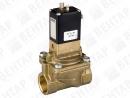 5282. Клапан электромагнитный 2/2-ходовой с разделительной мембраной (DN 13...65; PN 0,2...10)