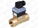 8030. Расходомер лопастной без дисплея (сигнал: PNP/NPN, 0,5…1000 л/мин)