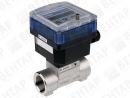8035. Расходомер лопастной с дисплеем (сигнал: PNP/NPN, реле, 0,5…1000 л/мин)