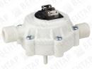 FM. Расходомер турбинный без дисплея для непрерывных процессов (сигнал: NPN, 0,25…40 л/мин)