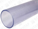 GF DEKA. Труба напорная PVC-U PN10 SDR21 прозрачная