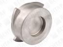 PC11. Клапан обратный пружинный дисковый из нержавеющей стали (для пара)