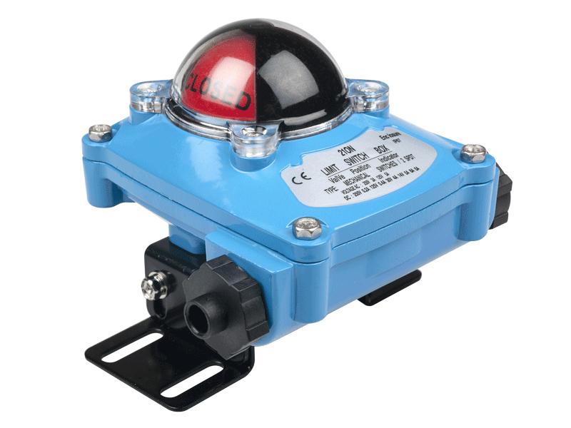 Блоки концевых выключателей для четвертьоборотных приводов