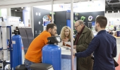 Вентар на выставке Aquatherm Moscow 2017