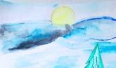 Конкурс детских рисунков компании Вентар на Новогоднюю тему