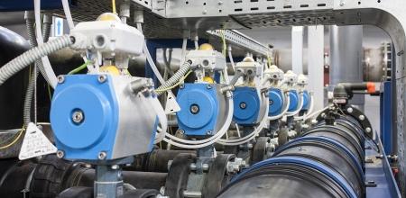 Обвязка линии водоподготовки на крупном промышленном предприятии в Великом Новгороде