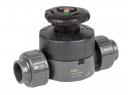 Мембранные клапаны PVC-U Georg Fischer модели 514 на давление 16 бар