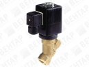 6038. Клапан электромагнитный 2/2-ходовой (DN 12; PN 0...10)