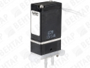 6606. Клапан электромагнитный 2/2-3/2-ходовой (DN 0,8…1,6; PN вакуум…2)