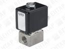 7011. Клапан электромагнитный 2/2-ходовой (DN 1,2…2,4; PN 0…45)