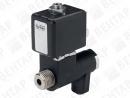 7012. Клапан электромагнитный 3/2-ходовой (DN 1,2…1,6; PN 0…13)