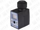 8022. Преобразователь сигнала с дисплеем для расходомеров 80x0