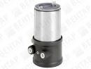 8696. Позиционер электро-пневматический для приводов малого диаметра (для клапанов Burkert)