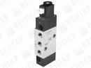 VSNC. Пневмораспределитель электромагнитный 3/2-5/2-ходовой NAMUR (1250 л/мин)