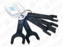ICLT/SPAN. Ключи для отжатия цанг