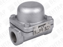 PT40. Конденсатоотводчик термостатический биметаллический (DN 15…20, 866 кг/ч)
