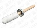 6020. Валик с крышкой для нанесения клея/грунтовки (d90…d225)