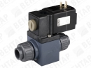 0131. Клапан электромагнитный 2/2-3/2-ходовой с разделительной мембраной (DN 10...20; PN 0...3)