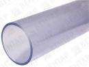 192017. Труба напорная PVC-U PN10 SDR21 прозрачная