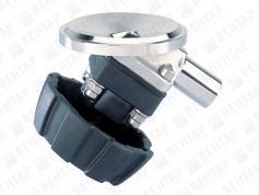 3235. Клапан мембранный донный с маховиком