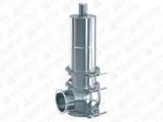 4000. Клапан предохранительный (DN 25…100; PN 0,4…16)