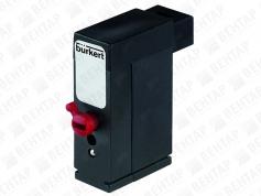 6144. Клапан электромагнитный 3/2-ходовой (DN 0,6; PN 0...10)
