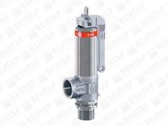 2400. Клапан предохранительный (DN 8…32; PN 0,2…70)