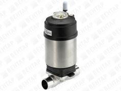 2103. Клапан мембранный с пневмоприводом (привод Element)