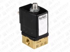 6014. Клапан электромагнитный 3/2-ходовой (DN 1,5...2,5; PN 0...16)