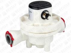 FF. Расходомер турбинный без дисплея (сигнал: NPN, 0,22…16,2 л/мин)