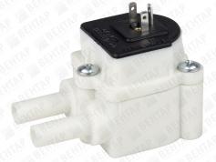 FHK. Расходомер турбинный без дисплея (сигнал: NPN, 0,03…8,3 л/мин)