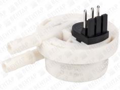 FHKSC. Расходомер турбинный без дисплея (сигнал: NPN, 0,05…3,13 л/мин)