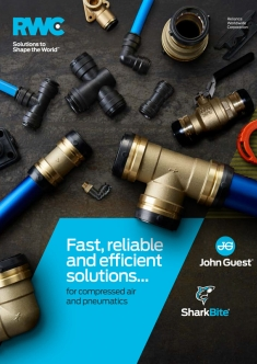 RWC. John Guest for compressed air and pneumatics